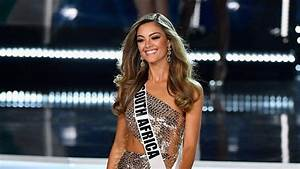 Miss South Africa Demi Leigh Nel Peters Crowned Miss