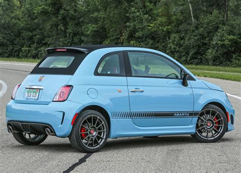 2018 Fiat 500 Abarth Review And Specs  2018  2019 Cars