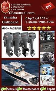 Yamaha Outboard 6 Hp 2 Cyl 165 Cc 2
