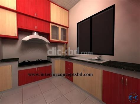 Kitchen furniture in bangladesh   ClickBD