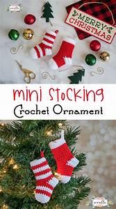 30  Wonderful Diy Crochet Christmas Ornaments