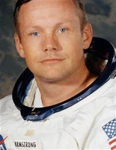 Neil Armstrong, First Man To Set Foot On The Moon, Dies At ...