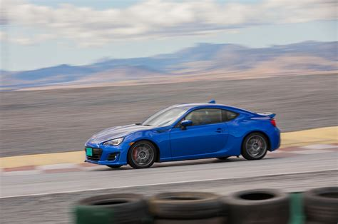 subaru brz racing 2017 subaru brz limited performance pack first drive
