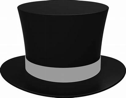Hat Cylinder Transparent Chapeau Clip Sombrero Clipart