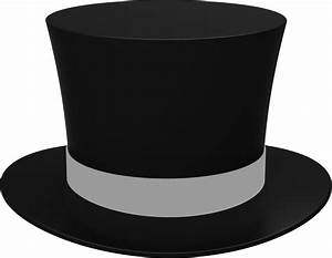 Top Hat clipart cylinder - Pencil and in color top hat ...