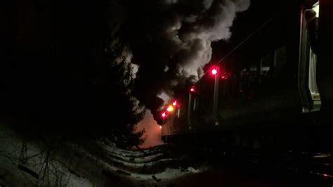 After Metro North Train Crash Investigators Piece Through