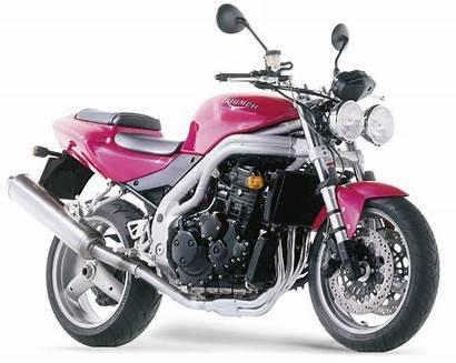 Triumph Triple 955i 2001 Speet 2004 Moto