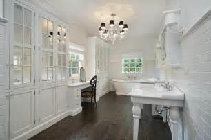bathroom hardwood flooring ideas 25 white bathroom ideas design pictures designing idea