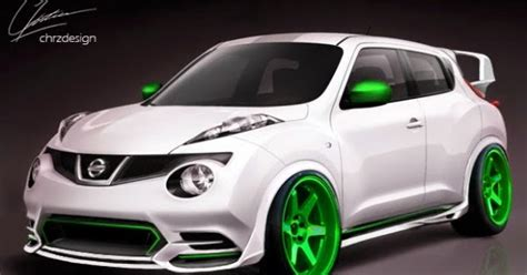 Gambar Mobil Gambar Mobilnissan Juke by Gambar Modifikasi Mobil Nissan Juke Bergaya Retro 2014