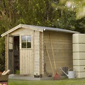 Abri jardin 4m2 for Abri de jardin bois pas cher leroy merlin 3 tonnelle de jardin 4 x 4