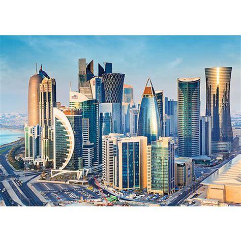 2000-delna sestavljanka Doha, Katar - Trefl nakupovanje v IgračeShop