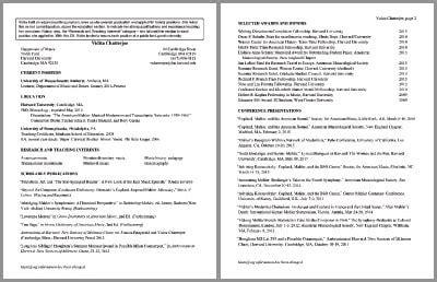Detailed Curriculum Vitae by Hoe Lyk N Curriculum Vitae Modelo De Curriculum Vitae