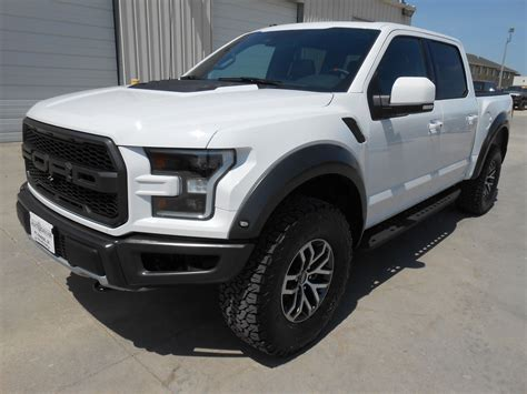 Fully optioned 2017 Ford F 150 Raptor Crew Cab Pickup for sale