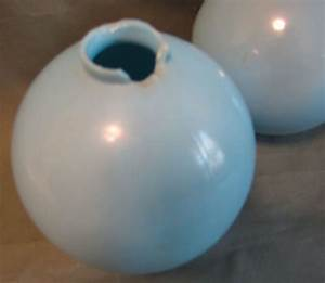 Beautiful blue milk glass lightning rod balls group of