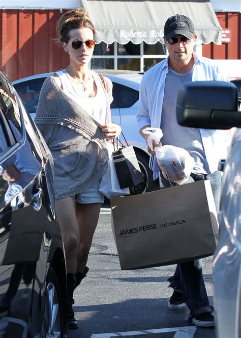 Kate Beckinsale - Shopping In Brentwood | Just FAB Celebs
