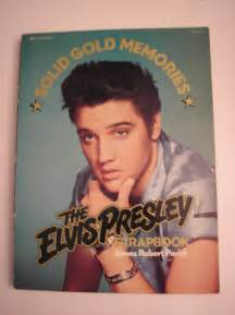 Elvis Presley Scrapbook