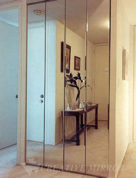 best 25 mirrored bifold closet doors ideas only on