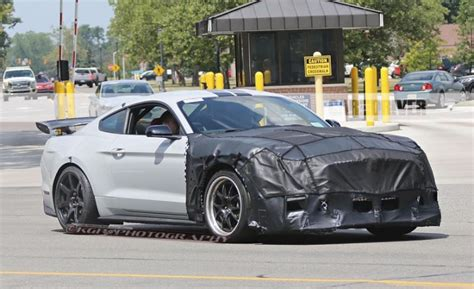 2016 Shelby Gt500 Cost by 2018 Ford Mustang Shelby Gt500 Price Specs News Rumors