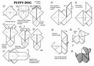 1000 images about origami animals how to guide on With dog easy origami dog origami dog diagram money origami dog origami dog