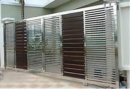 Stainless Steel Sliding Gate Design Railing Tangga Tatas Jaya Teknik Pusat Pembuatan Pagar Canopy Rumah Minimalis 021 9554 7773 Teralis Jendela Minimalis Untuk Rumah Anda 9554 7773 Ask