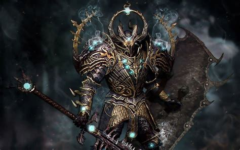 Images Of Chaos Warhammer 40k Wallpapers Wallpaper Cave