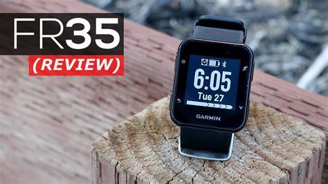 Garmin Forerunner 35 Review!  Youtube