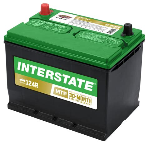 interstate battery 124r mtp autoplicity batteries cca part number vehicle rc 1988