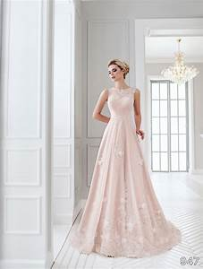 dress sans pareil bridal collection 2016 947 soft With soft pink wedding dress
