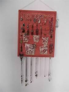 fabriquer un porte bijou With fabriquer porte bijoux facile