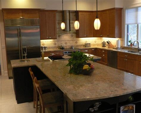 kitchen island decor ideas t shape kitchen island design pictures remodel decor