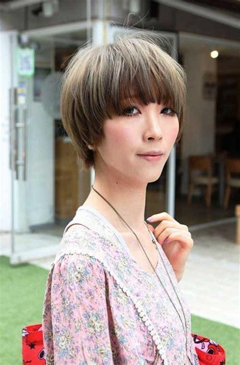 korean short hairstyles  women elle hairstyles