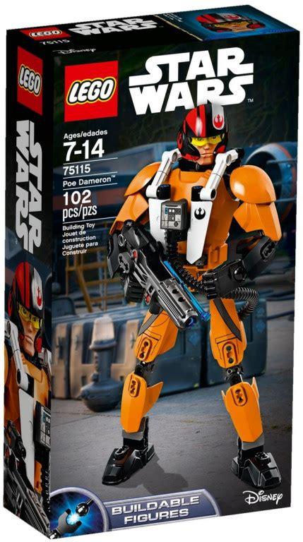 75115 LEGO Star Wars Poe Dameron, no 7 līdz 14 gadiem NEW ...