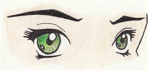 Manga Eyes 2 By Songofalbiontri On Deviantart