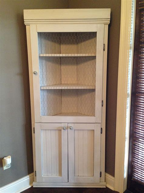 how to build a corner cabinet for a tv diy corner hutch the sweet life