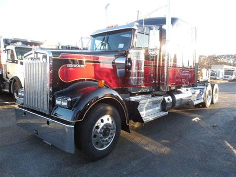 new kenworth w900l for sale new 2016 kenworth w900l sleeper for sale 280111
