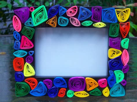 craft project ideas handmade photo frame craft project projects ideas