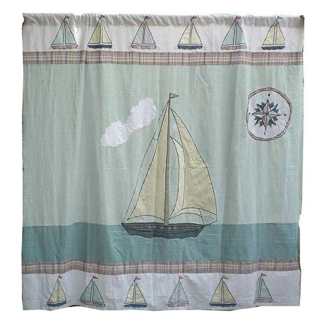 Sailboat Shower Curtains  Home The Honoroak