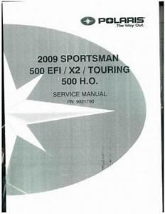 Polaris Sportsman 500 Factory Service Manual Download