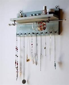 Idée Rangement Bijoux : les 25 meilleures id es de la cat gorie porte bijoux sur pinterest rangement de bijoux ~ Melissatoandfro.com Idées de Décoration