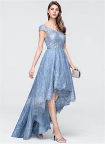 asymmetrical bridesmaid dress a line princess v neck asymmetrical tulle lace prom dress 018093866 prom dresses jjshouse
