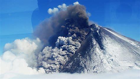 vulkan  alaska behindert flugverkehr