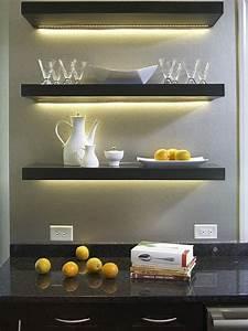 floating shelves a beautiful way to design your home my With design your kitchen floating kitchen shelves