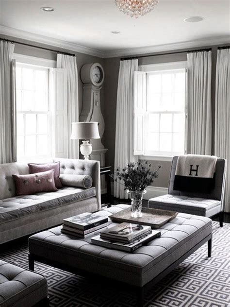 We've collected 23 of the most exquisite grey bedroom ideas to showcase the gorgeous variety of looks gray can provide for your sleeping space. 40 Grey Living Room Ideas To Adapt In 2016 - Bored Art