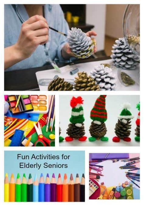fun activities  elderly seniors   life sandwichink