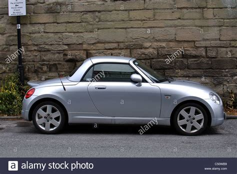 Daihatsu Copen Photo by Daihatsu Car Stock Photos Daihatsu Car Stock Images Alamy