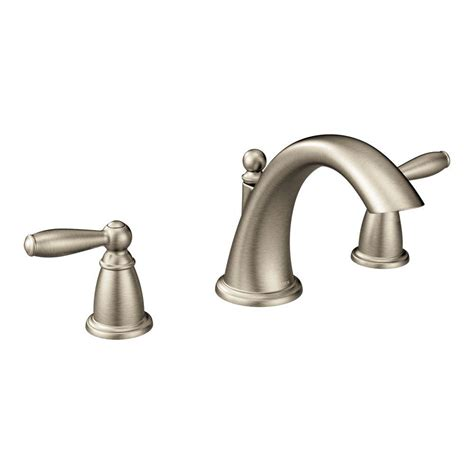 moen brantford 2 handle deck mount roman tub faucet trim