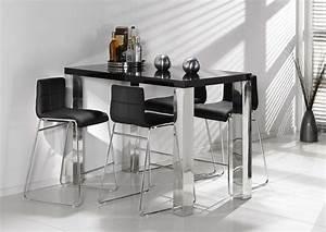 Bartisch Mit Stühlen Für Küche : bartisch lack wei tischbeine edelstahl in vielen gr en ebay ~ Bigdaddyawards.com Haus und Dekorationen