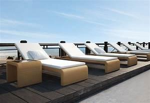Gartenliege Mit Auflage : dreams4home gartenliege 39 maui 39 liege gartenliege balkonliege rattanliege mit auflage zum ~ Frokenaadalensverden.com Haus und Dekorationen