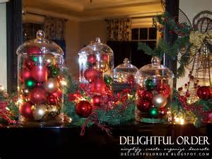 delightful order christmas ornament glass jars