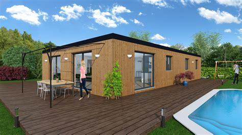 cellier cuisine maison bioclimatique sycomore nordi bois construction